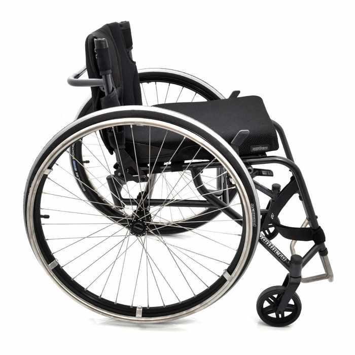 Panthera S3 wheelchair