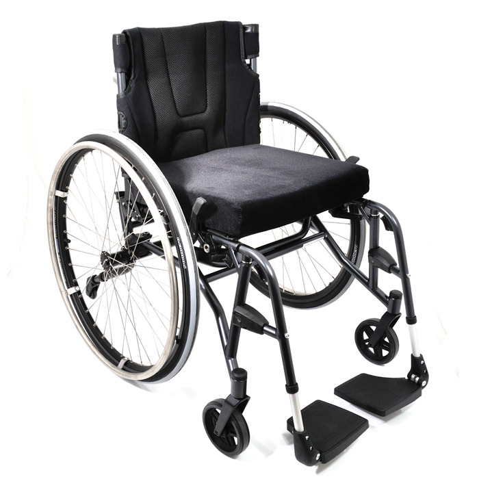 S3 Swing Short ultralight wheelchair