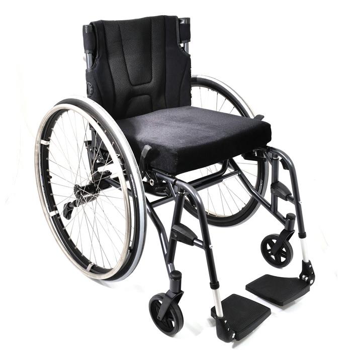 S3 Swing Short ultralight wheelchair