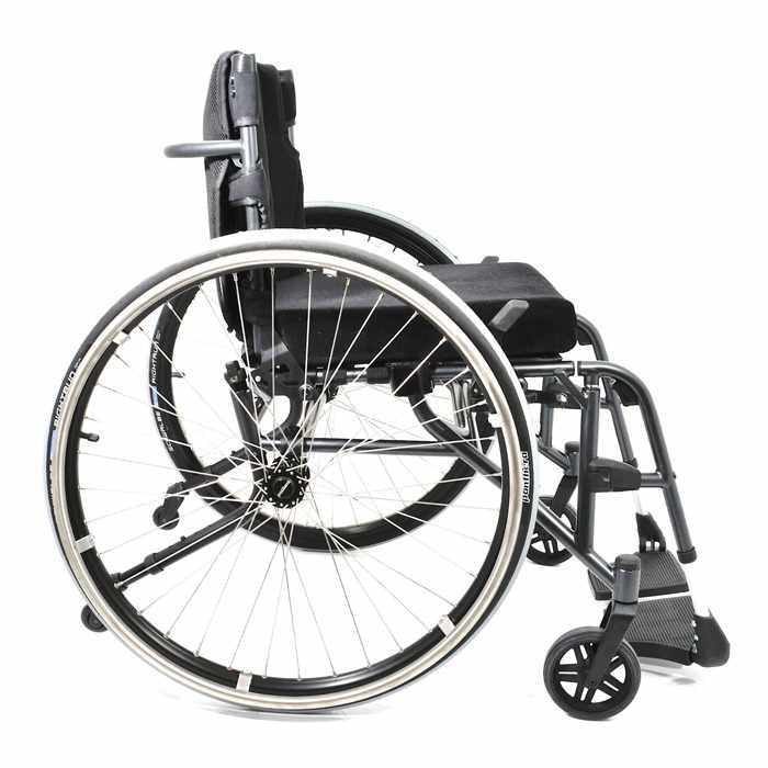 Panthera S3 Swing Short ultralight wheelchair