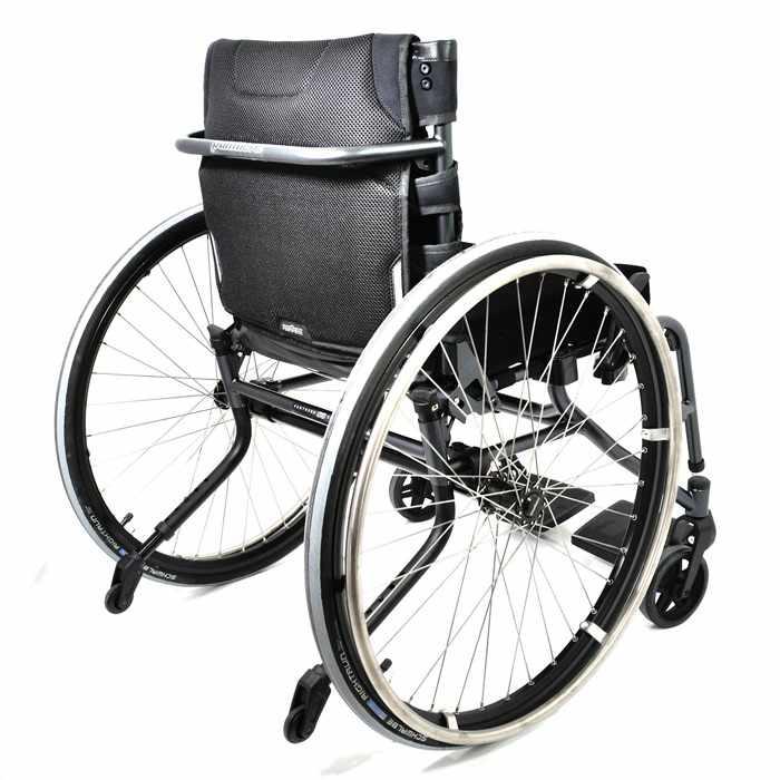 S3 Swing wheelchair