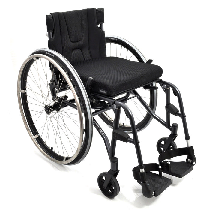 Panthera S3 Swing ultralight wheelchair