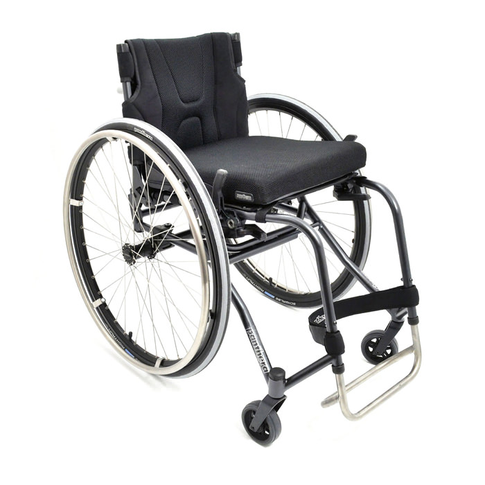 Panthera U3 lightweight wheelchair