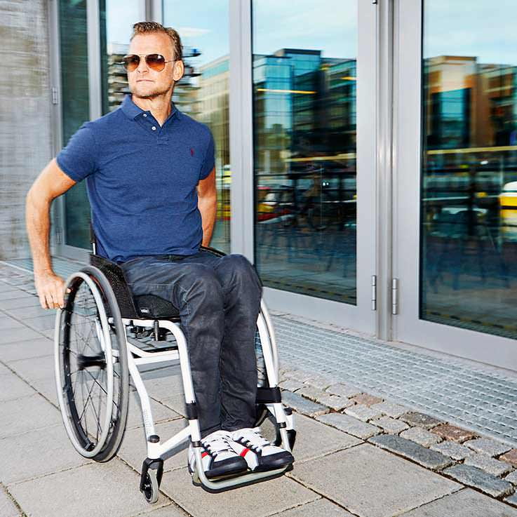 U3 wheelchair