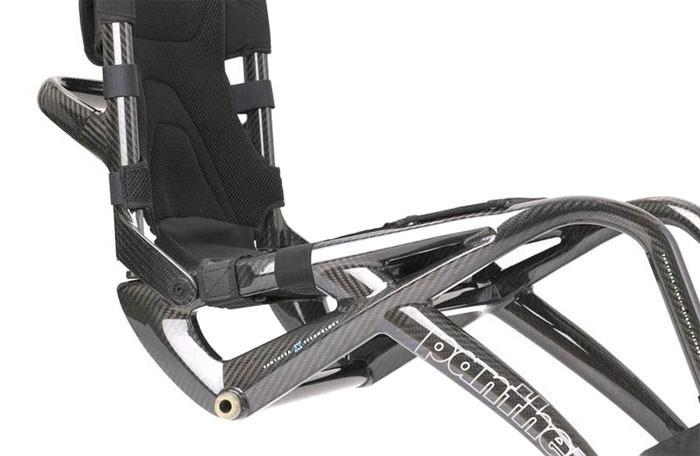Panthera X wheelchair