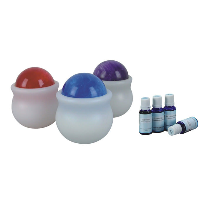 "Point Relief Massage Roller 0.5 lbs 3"" x 4"" x 3"""