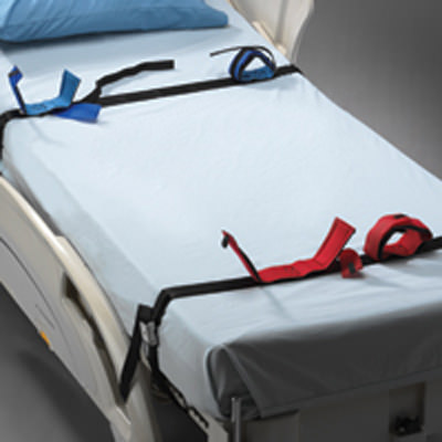 Posey Twice-as-Tough Cuff Locking Bed Restraint