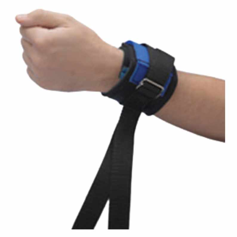 Posey Twice-as-Tough Cuffs Restraint, One Size Fits Most