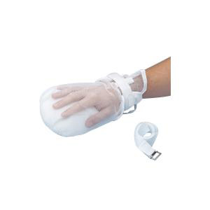 Posey Double-Security Hand Control Mitt, Fiber Fill