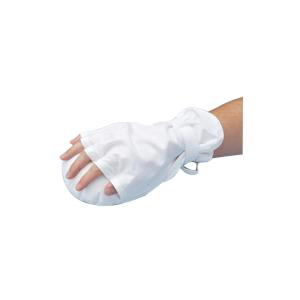 Posey Finger Control Mitts Open End Style, Fiber Fill