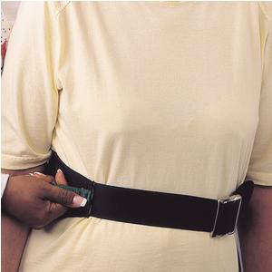 """Posey Deluxe Transfer Belt with Quick-Release Metal Buckle, 30"""" - 66"""""""