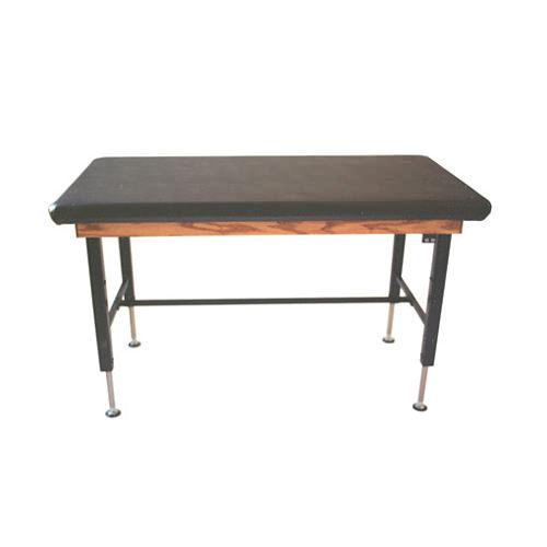 Infinity adjustable treatment table