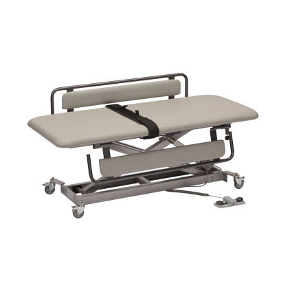 Infinity adjustable mobile changer/therapy table