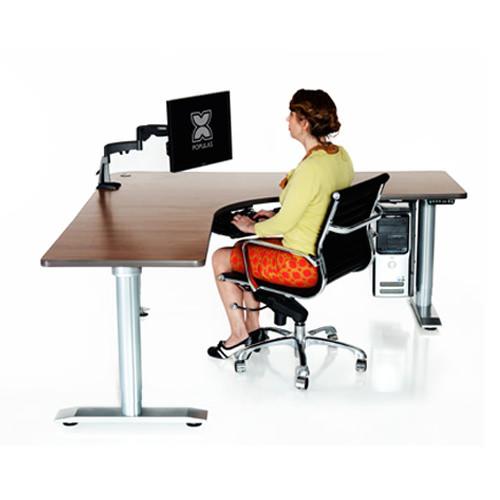 Vox adjustable corner desk