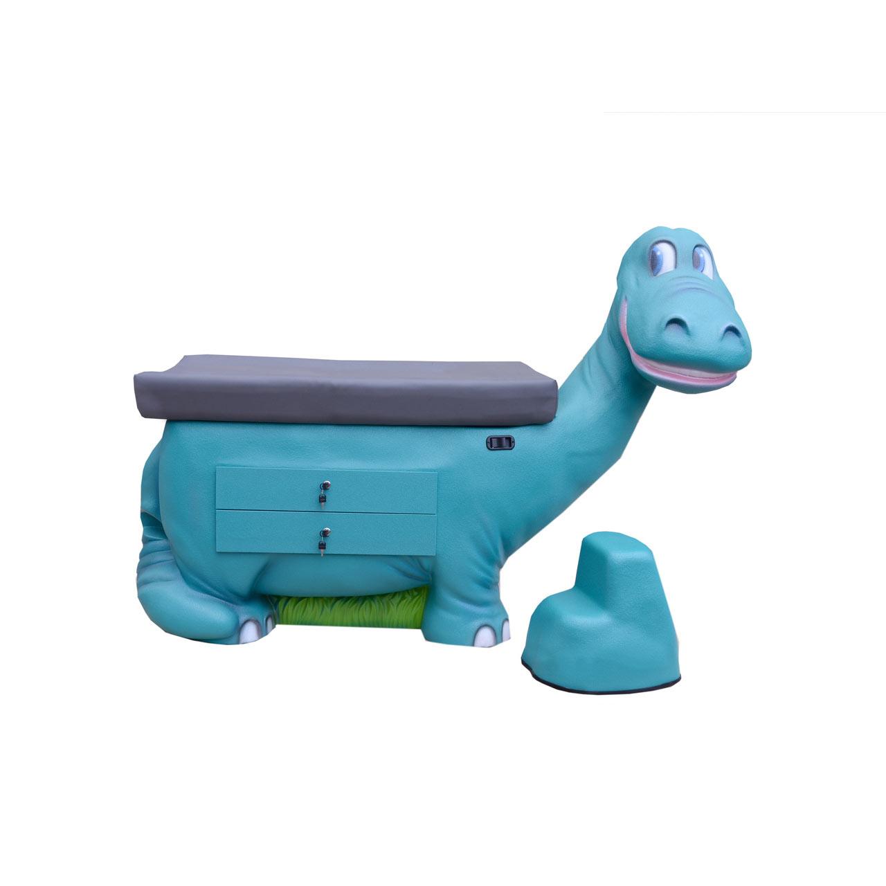 Pedia Pals Zoopal Dinosaur pediatric exam table