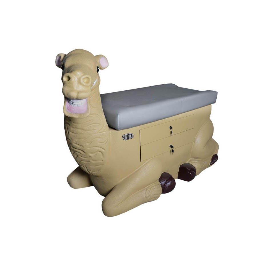 Pedia Pals 7300DT Zoopal Camel pediatric exam table