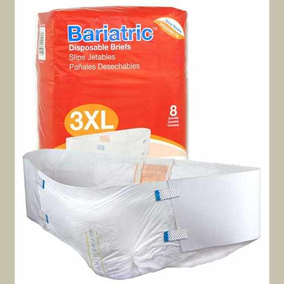 Tranquility Bariatric Disposable Brief