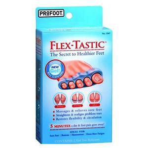 Profoot Care Flex-Tastic Gel Toe Relaxer