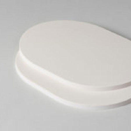 Prevent Antimicrobial Foam Hip Protector Pad White
