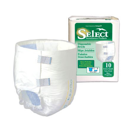 """Tranquility Select Brief, 10-1/2 oz Capacity, 18"""" to 26"""""""