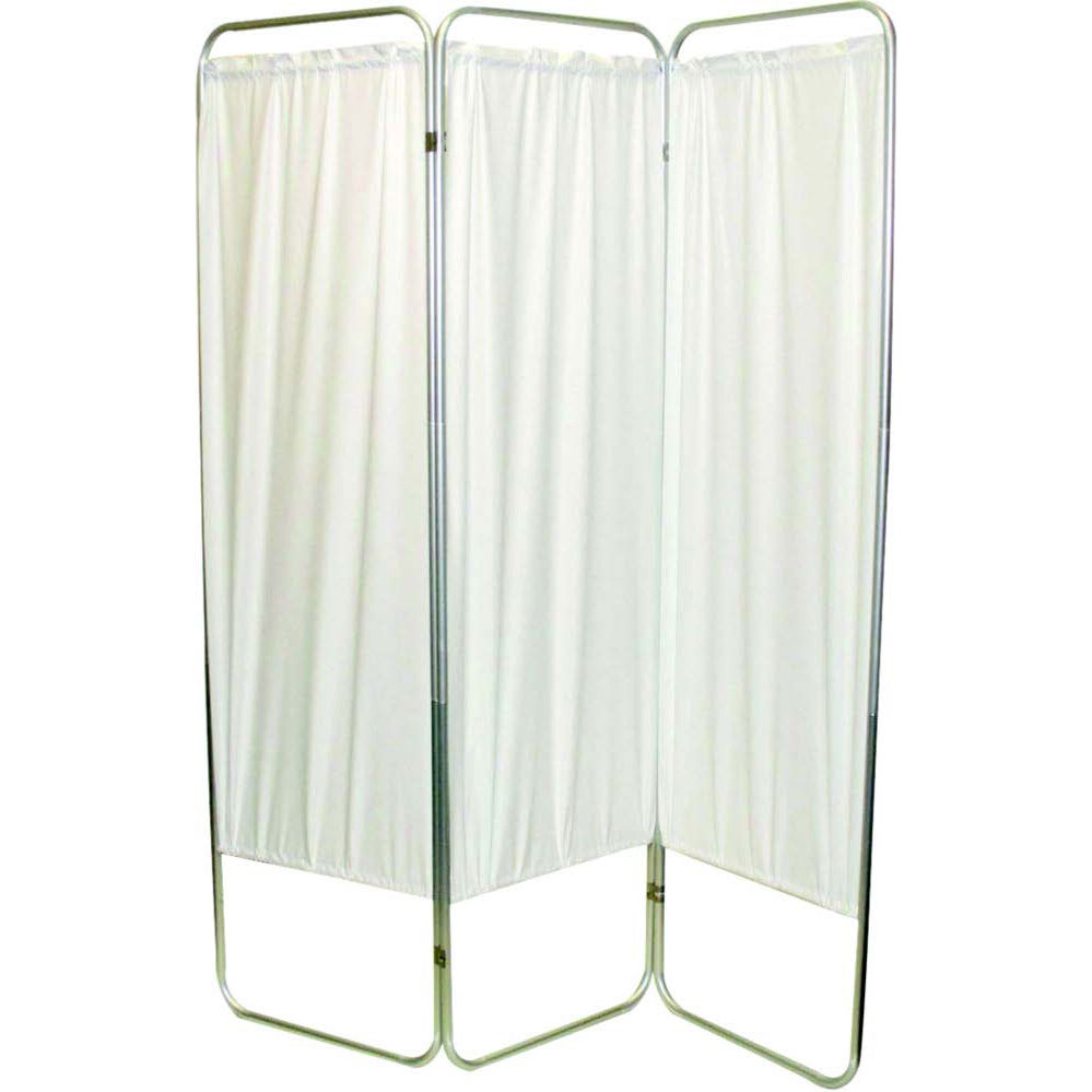 Presco Standard 3-Panel Privacy Screen, vinyl