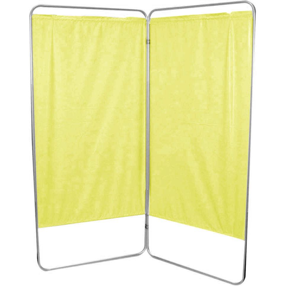 Presco King Size 2-Panel Privacy Screen, vinyl