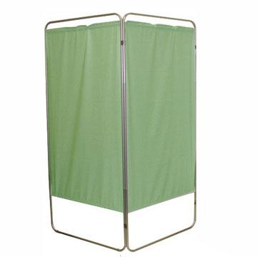 "Presco King Size 2-Panel Privacy Screen, 6 mm green, 59"" W x 68"" H"