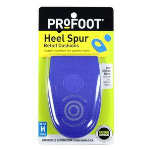 Profoot Heel Spur Relief Cushions for Men