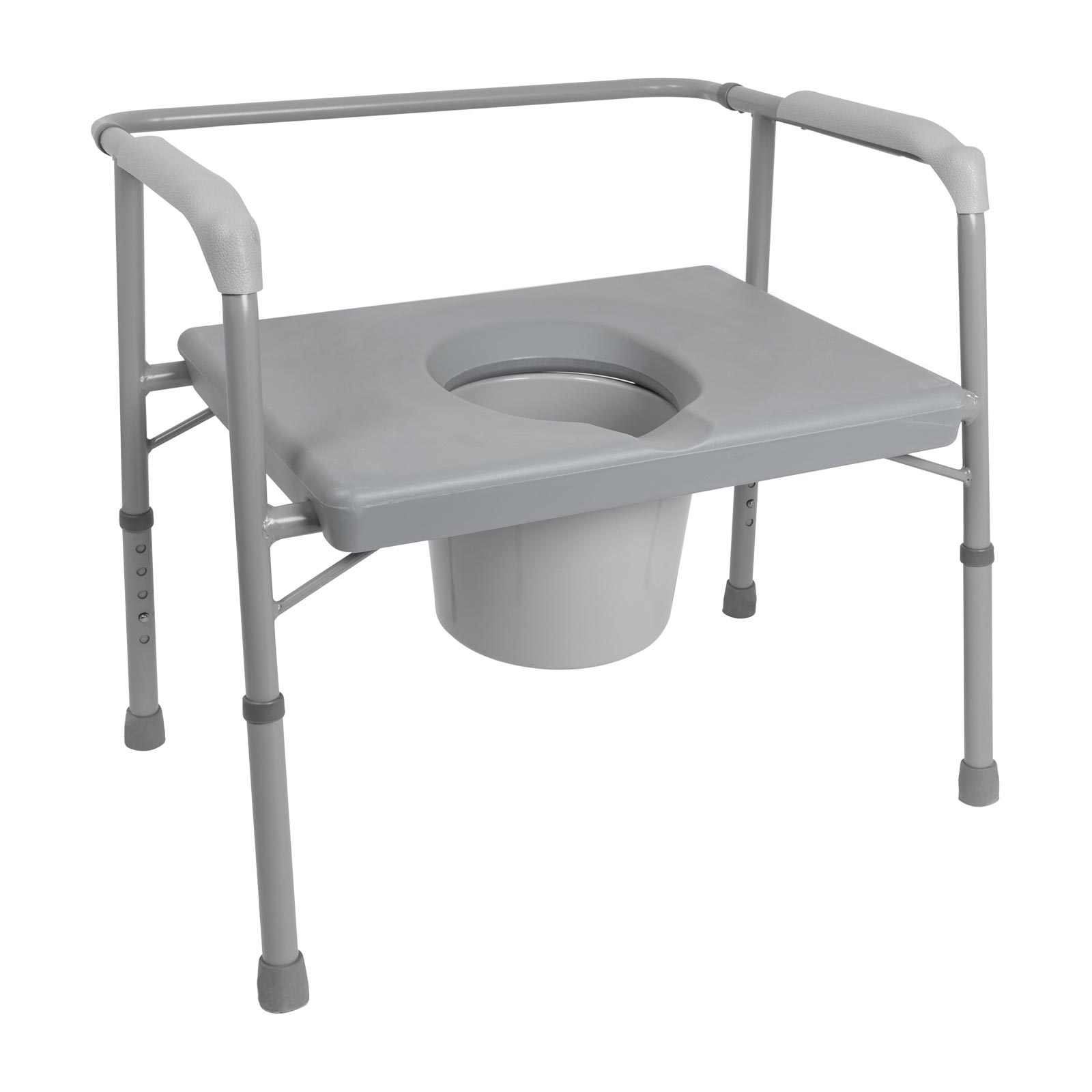 ProBasics Bariatric Commode with Extra Wide Seat