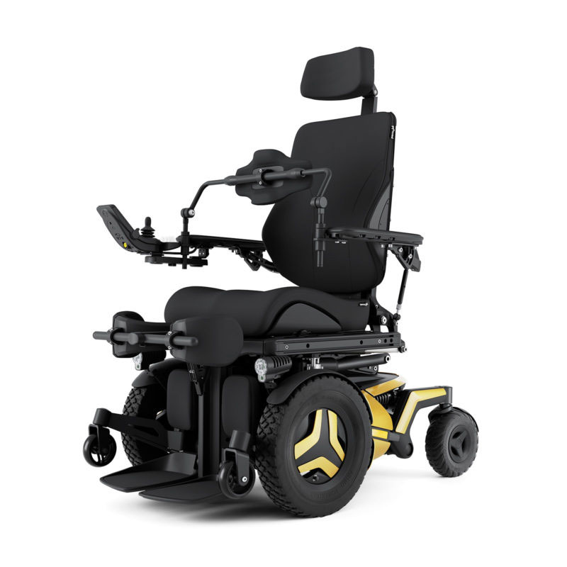 Permobil F5 Corpus VS Stand-Up Power Wheelchair