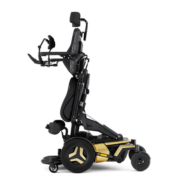 Permobil F5 Corpus VS Sit to Stand Power Wheelchair