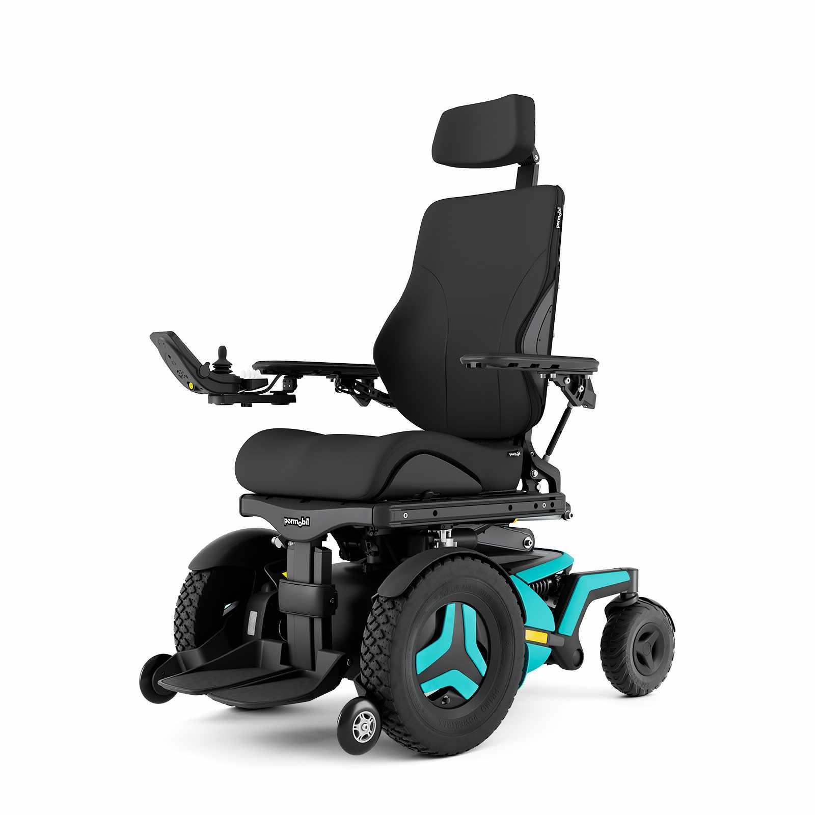 Permobil F5 Corpus Power Wheelchair