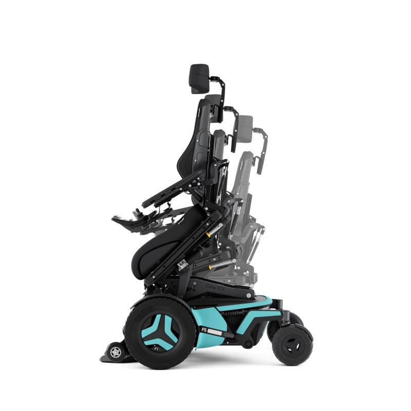 Permobil F5 Corpus Wheelchair