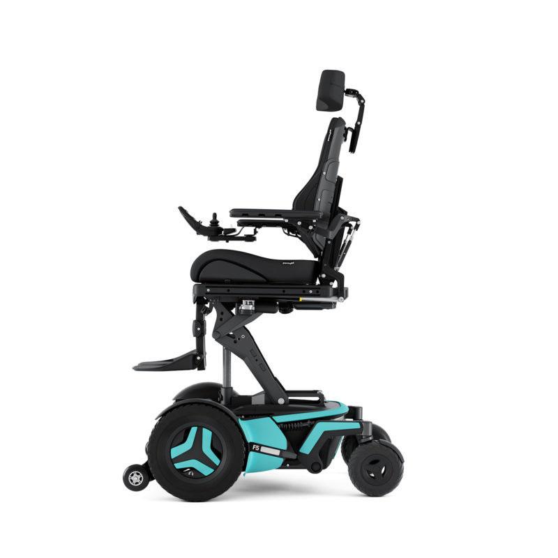 F5 Corpus Power Wheelchair by Permobil