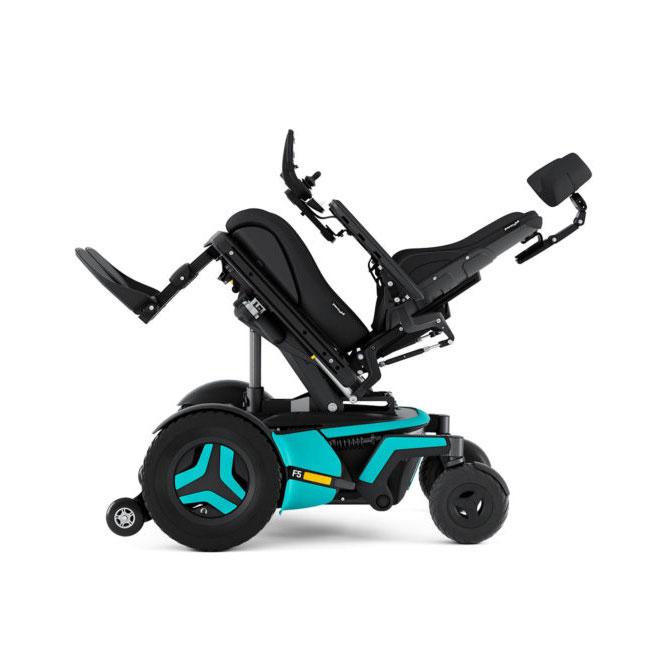 Permobil F5 Series Power Wheelchair