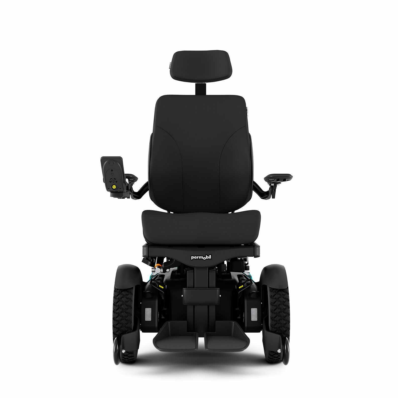 Permobil F5 Corpus Power Wheelchair | Medicaleshop