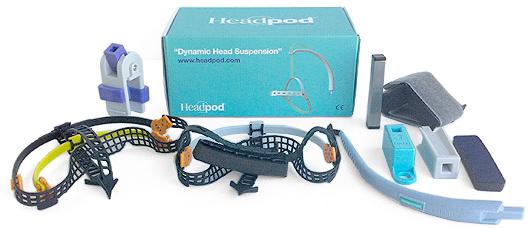 HeadPod Head Support System