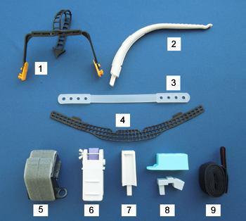 HeadPod Headrest System