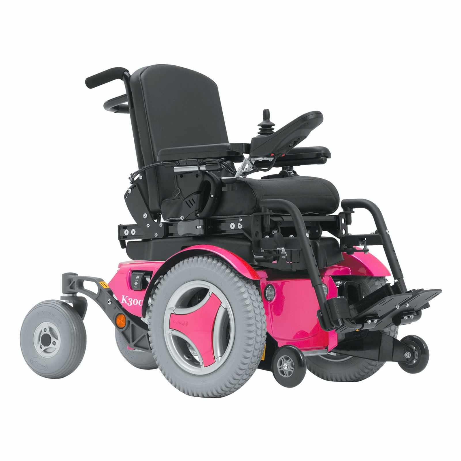 Permobil K300 PS Junior Power Wheelchair | Medicaleshop