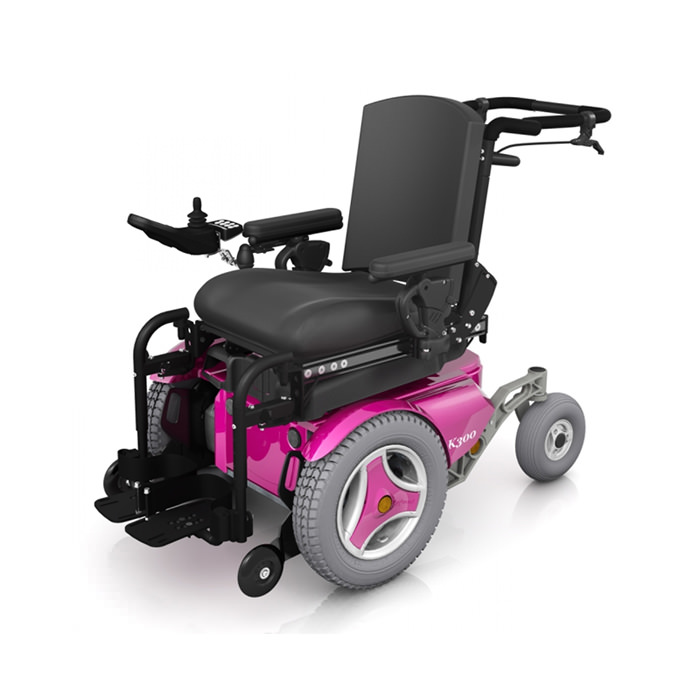 Permobil K300 PS Junior Power Wheelchair