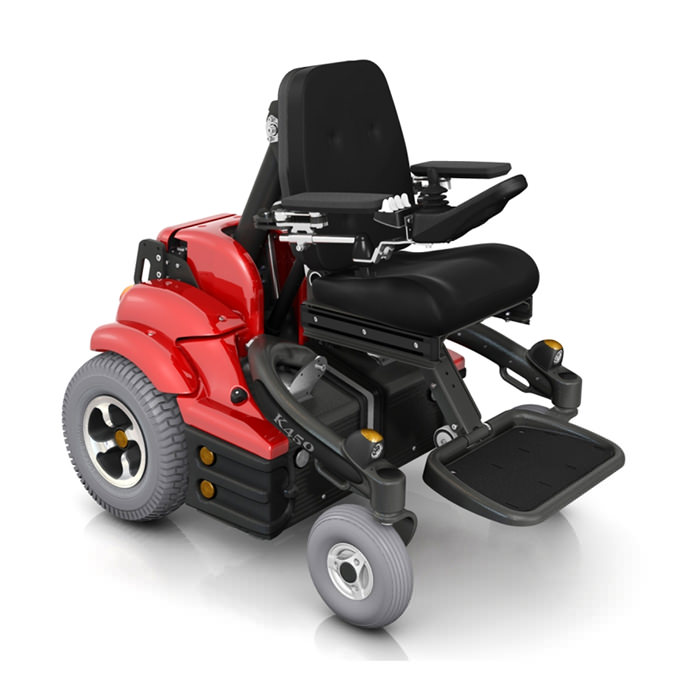 Permobil K450 MX Power Wheelchair | Medicaleshop