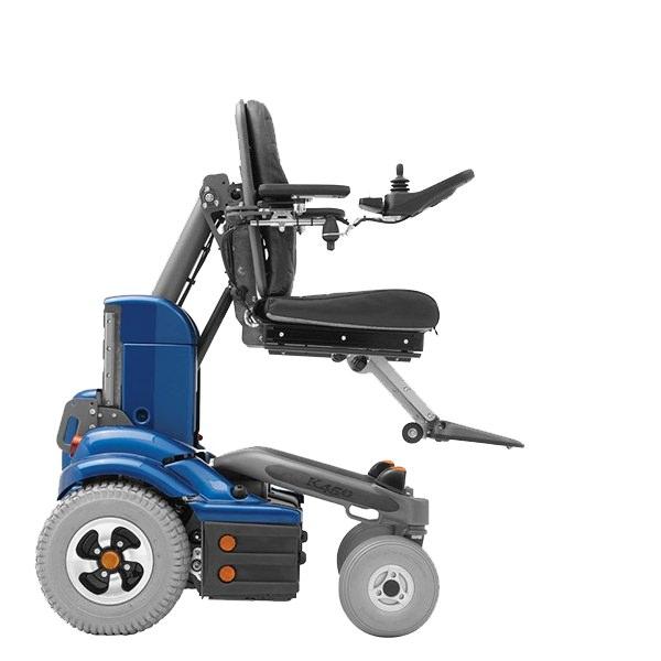 Permobil K450 MX Power Wheelchair   Pediatric Power Wheelchair