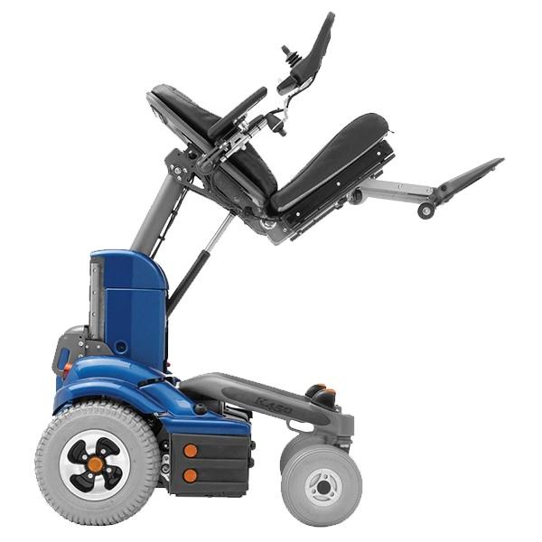 Permobil K450 MX Power Wheelchair   Permobil (K450 MX)