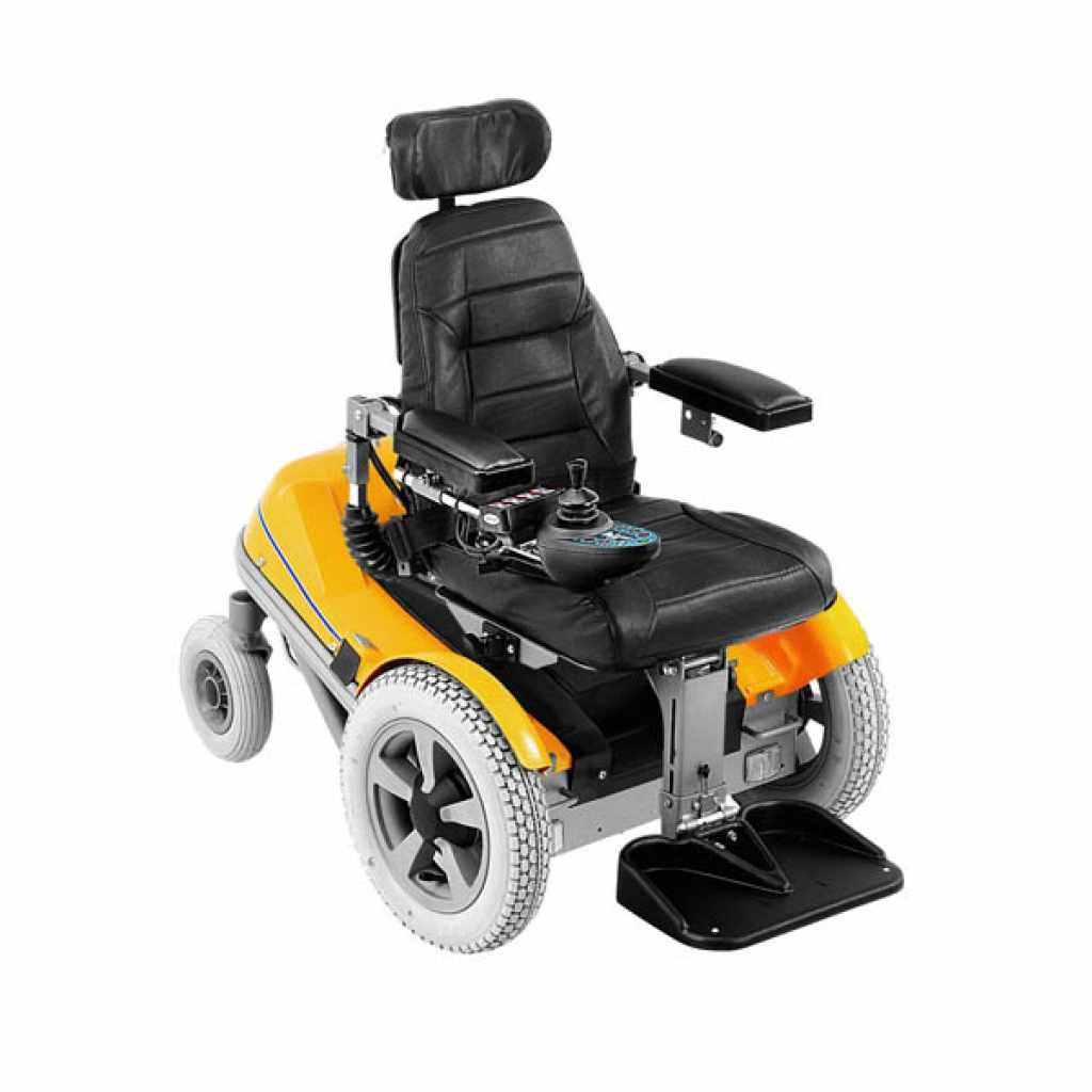 Permobil Koala Miniflex Power Wheelchair For Kids