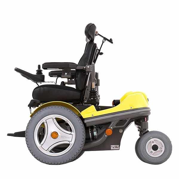 Koala Miniflex Power Wheelchair | Permobil