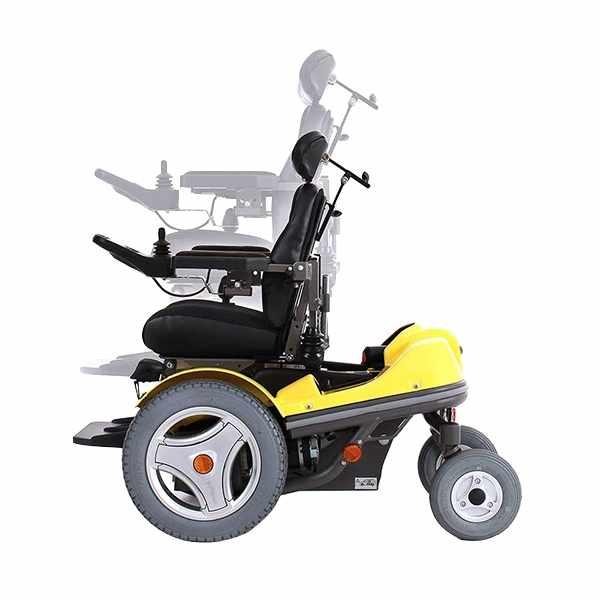 Koala Miniflex | Permobil Power Wheelchair