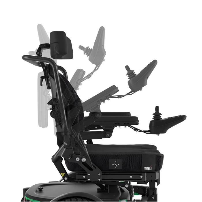Permobil M1 Power Wheelchair   Mid Wheel Drive