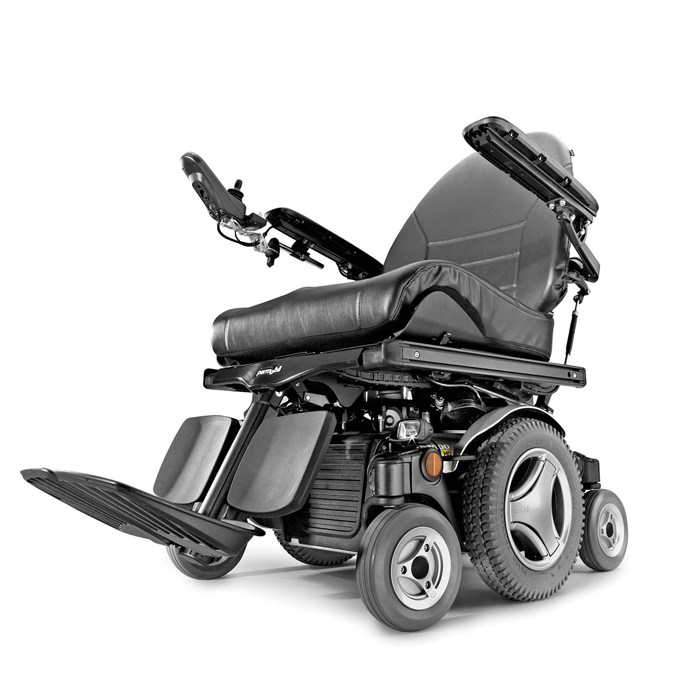 Permobil M300 Corpus Hd Power Wheelchair
