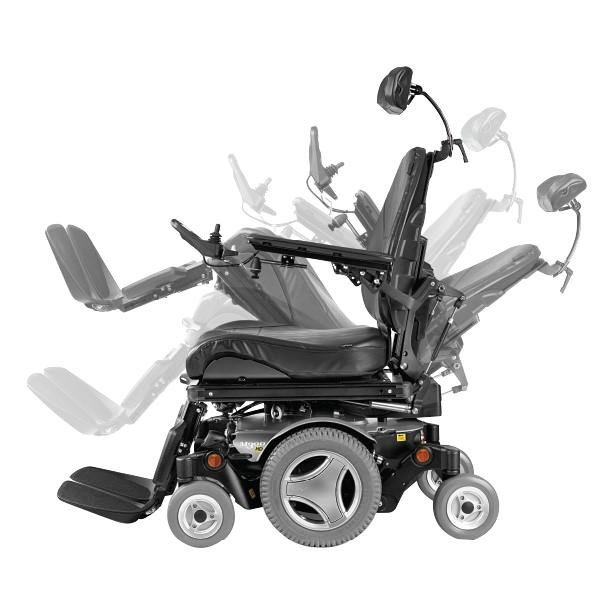 Permobil M300 HD Corpus Wheelchair | Medicaleshop