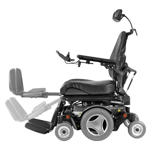 Permobil M300 Heavy Duty Corpus Wheelchair | Medicaleshop